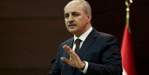 AK Parti Genel Başkanvekili Kurtulmuş'tan Grup Başkanvekili Zengin hakkındaki paylaşıma tepki