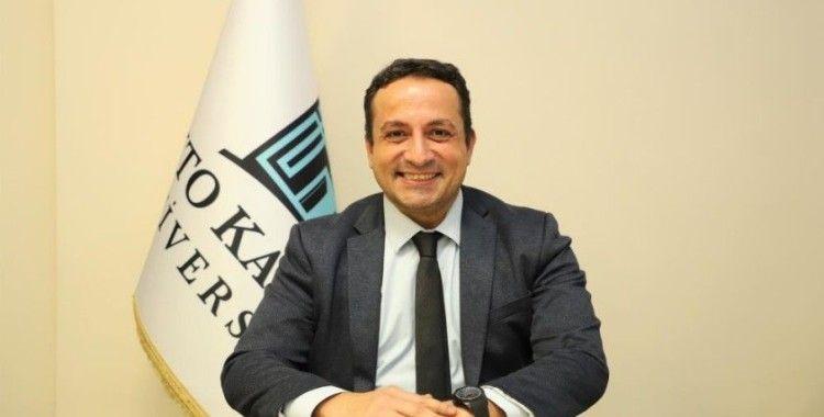 Prof. Dr. Hüseyin Bekir Yıldız, ödüllü TÜBİTAK buluşuna patent aldı
