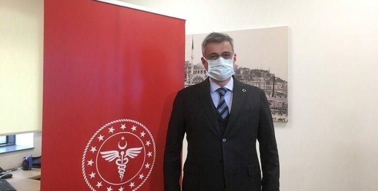"""İl Sağlık Müdürü Memişoğlu: """"Maske kullanımı İstanbul'da grip vakalarını azalttı"""""""