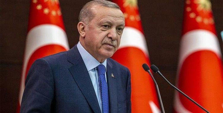 Cumhurbaşkanı Erdoğan: AB Türkiye'deki 4 milyon sığınmacı için elini taşın altına koymadı
