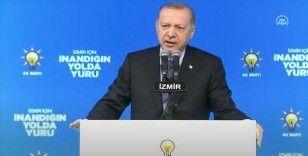 Cumhurbaşkanı Erdoğan: 95 milyar dolar döviz rezervimiz var