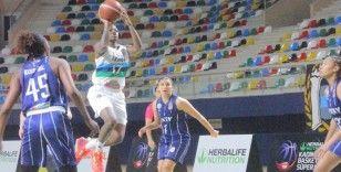 Kadınlar Basketbol Süper Ligi: İzmit Belediyespor: 96 - Hatay BŞB: 97