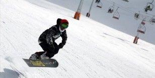 Türkiye'de lisanslı kayakçı sayısı 3 yılda yüzde 150 arttı