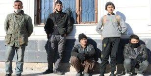 Düzensiz göçmenlerin umut yolculuğu Diyarbakır'da son buluyor