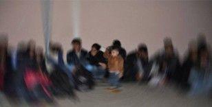 Bitlis'te 30 düzensiz göçmen yakalandı
