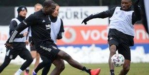 Beşiktaş, Denizlispor maçı hazırlıklarına devam etti