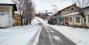 Kayseri'de 225 haneli mahalleye koronavirüs karantinası