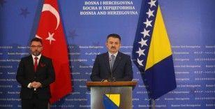 Bakan Pakdemirli: Serbest Ticaret Anlaşması Türkiye ile Bosna Hersek arasındaki ilişkileri geliştirecektir
