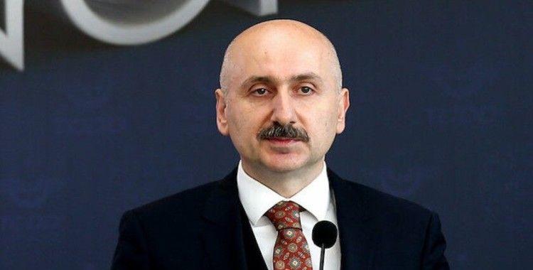 Ulaştırma Bakanı Karaismailoğlu 'Irak ve Türkiye arasında yeni bir sınır kapısı ve demiryolu hattı önceliğimiz'
