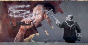 İspanya'da rapçi Hasel protestoları 9'ncu gününde