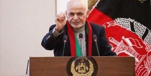 Afganistan Cumhurbaşkanı Gani: Barış için ciddi bir zemin hazırlandı