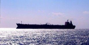 Umman Körfezi'nde İsrail'e ait bir yük gemisinin geçişi sırasında patlama meydana geldi