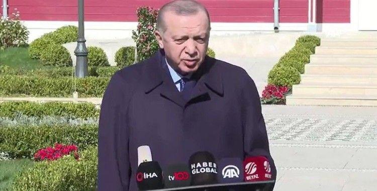 Erdoğan'dan Kanal İstanbul açıklaması: Bundan ne ana muhalefet ne İBB anlar
