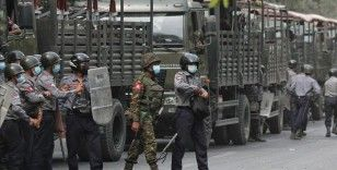 Myanmar'da askeri yönetim 2020'deki genel seçim sonuçlarını geçersiz saydı