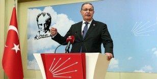 CHP Sözcüsü Faik Öztrak: Milletimiz derdine derman arıyor