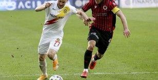 Gençlerbirliği, sahasında karşılaştığı Yeni Malatyaspor ile 1-1 berabere kaldı