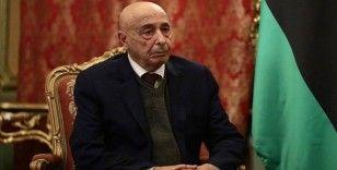 Libya'daki Tobruk Temsilciler Meclisi Başkanı Salih, Dibeybe'den 'ikna edici' hükümet beklediklerini söyledi