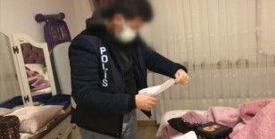 Başkentte karşılıksız çek çetesi operasyonunda 45 kişi yakalandı