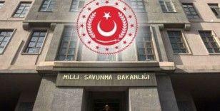 MSB: Yunanistan'a yasa dışı yollarla geçmeye çalışan PKK mensubu 3 kişi yakalandı