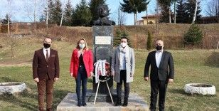 Yazar Sabahattin Ali doğum yeri Bulgaristan'da anıldı