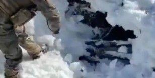 Tunceli'deki Eren-7 operasyonunda 3 sığınak imha edildi