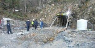 Çanakkale'de maden ocağı göçtü; bir işçi toprak altında