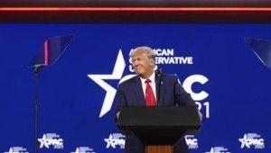 Trump'tan 2024'te yeniden adaylık sinyali