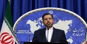 İran Dışişleri Bakanlığı Sözcüsü, Bağdat Büyükelçisi'nin Türkiye'yle ilgili sözlerinin yanlış anlaşıldığını savundu