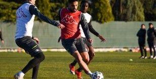 Denizlispor'da sakatlıkları bulunan oyuncular çalışmalara başladı
