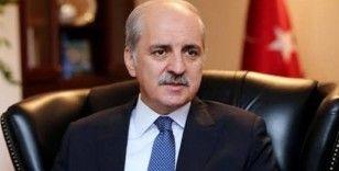 AK Partili Kurtulmuş: Tek maddelik bir anayasa yazsam, 'Devlet adaleti sağlamakla yükümlüdür' derim