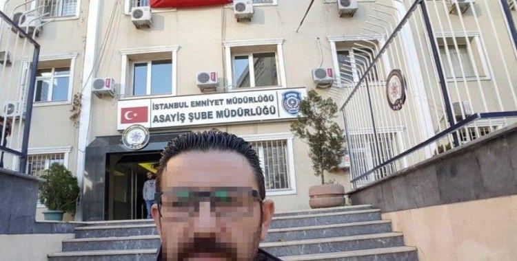 Denizli'deki kaset skandalında Kuşadası'nda görevli polis gözaltına alındı