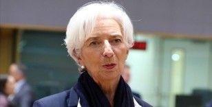 Avrupa Merkez Bankası Başkanı Lagarde: Şirketlerin finansman kaynaklarına erişimi sağlanacak