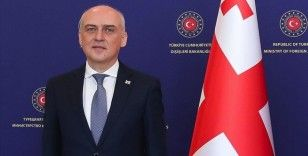 Gürcistan Dışişleri Bakanı Zalkaliani: Hazar bölgesindeki iş birliğimiz bütün bölge için çok önemli