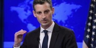 ABD Dışişleri Bakanlığı Sözcüsü Ned Price, 'Savcının kararına karşı çıkıyoruz'