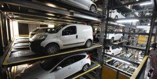 Türkiye'nin en büyük tam otomatik otoparkı açılıyor