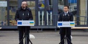 Ukrayna, Kırım'daki insan hakları ihlalleri için Rusya'ya yaptırım uygulanmasını istiyor