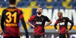 Galatasaray deplasmandan mağlup ayrıldı