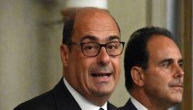 İtalya'da iktidar ortaklarından Zingaretti, Demokratik Parti liderliğinden istifa kararı aldı