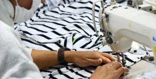 Hazır giyim ve konfeksiyon sektörü ihracatta üçüncü sıradaki yerini korudu