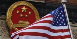 ABD'li komutandan Çin uyarısı