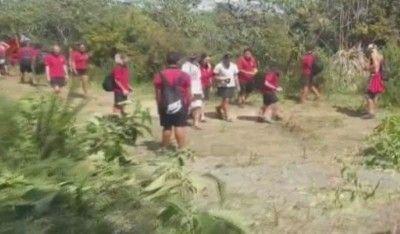 Yeni Zelanda'da depremin ardından halk yüksek bölgelere koştu