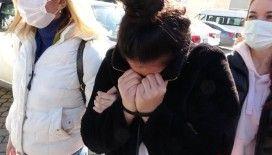 Sosyal medya üzerinden şehitlere hakaret eden kadın gözaltına alındı