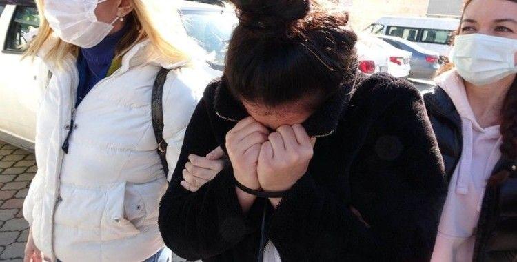 Sosyal medya üzerinden 'şehitlere hakaret eden' kadın gözaltına alındı