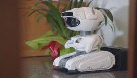 Barselona, yaşılar için robot bakıcıları deniyor
