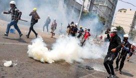 Singapur, Myanmar'daki protestoculara silahlı müdahaleyi 'ulusal ayıp' olarak niteledi
