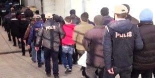 Ankara merkezli 7 ilde FETÖ operasyonu: 33 gözaltı