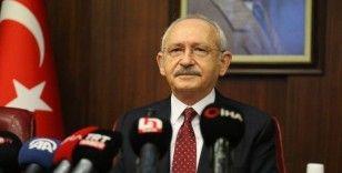 """CHP Lideri Kılıçdaroğlu'ndan """"Siyasette Eşit Temsile"""" dair kanun teklifine imza"""