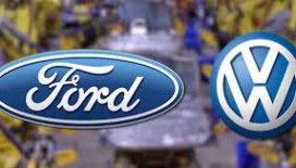 Ford Motor Company ve Volkswagen AG'den ortak üretim anlaşması