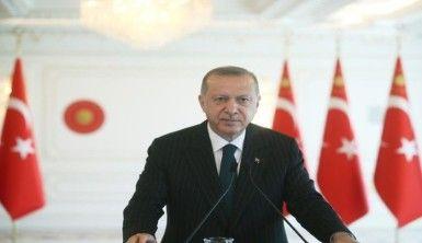 Cumhurbaşkanı Erdoğan Cuma namazı çıkışı açıklamalarda bulundu