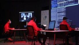 Türk ve ABD'li öğrencilerden 'Uluslararası Siber Güvenlik Tatbikatı'